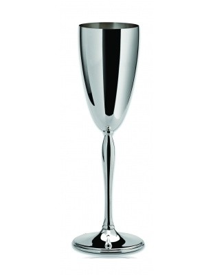 Champagnerflöte Sterling-Silber