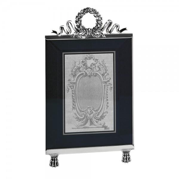 Bilderrahmen Impero, Sterling-Silber, 9 x 12 cm