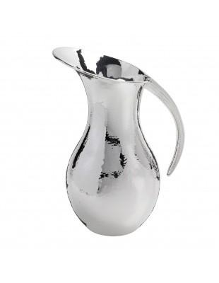 Gehämmerter Krug Sterling-Silber