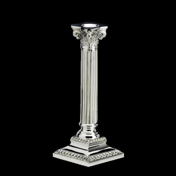 Silberleuchter Empire, Höhe 20 cm