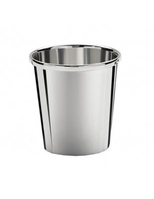 Konischer Becher, Sterling-Silber, 10 cm