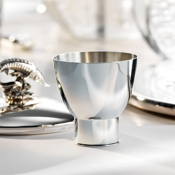 Vodkabecher, Sterling-Silber von Robbe & Berking