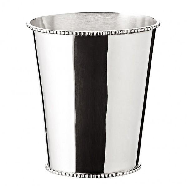 Vase Perla, schwerversilbert, Höhe 16 cm